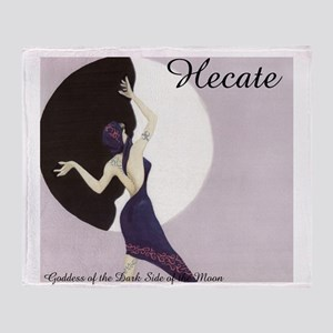 Hecate Throw Blanket