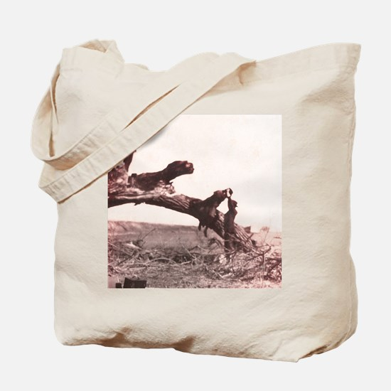 1920s rest stop Tote Bag