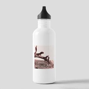1920s rest stop Water Bottle