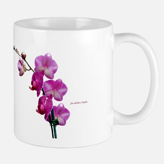 Orchid Spray White copy Mug