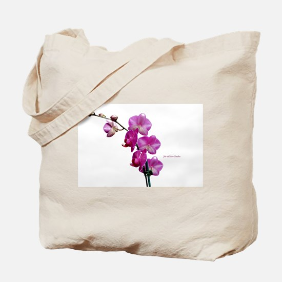 Orchid Spray White copy Tote Bag