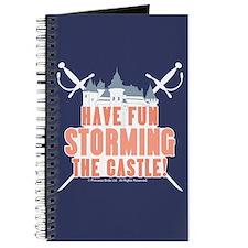 Princess Bride Storming the Castle Journal