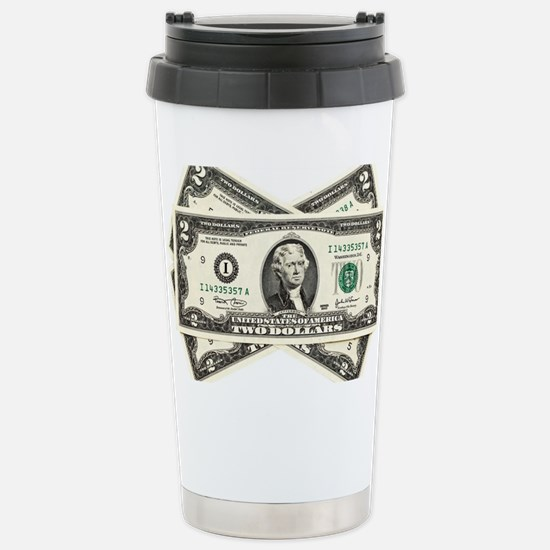 Cute One dollar Travel Mug