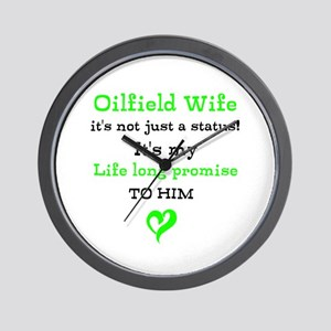 Oilfield wife its not just a status! Its my Life l