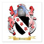 Bettice Square Car Magnet 3