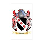 Bettice Sticker (Rectangle 50 pk)