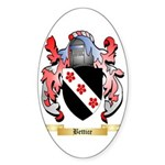 Bettice Sticker (Oval 50 pk)