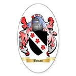 Betson Sticker (Oval 10 pk)