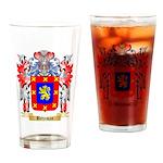 Betjeman Drinking Glass
