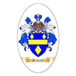 Bethune Sticker (Oval)
