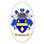 Bethune Sticker (Oval 10 pk)