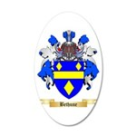Bethune 20x12 Oval Wall Decal