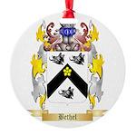 Bethel Round Ornament