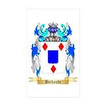 Bethaude Sticker (Rectangle 50 pk)