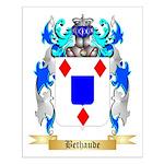 Bethaude Small Poster
