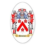 Betbeder Sticker (Oval 50 pk)