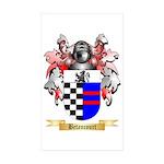 Betancourt Sticker (Rectangle 50 pk)