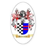 Betancourt Sticker (Oval)