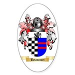 Betancourt Sticker (Oval 50 pk)