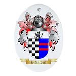 Betancourt Ornament (Oval)