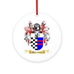 Betancourt Ornament (Round)