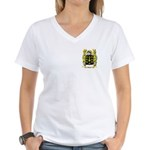 Bester Women's V-Neck T-Shirt