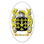 Beste Sticker (Oval 50 pk)