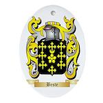 Beste Ornament (Oval)