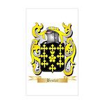 Bestar Sticker (Rectangle)