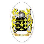 Bestar Sticker (Oval 10 pk)