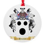 Bessler Round Ornament