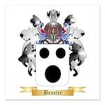 Bessler Square Car Magnet 3