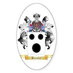 Bessler Sticker (Oval 50 pk)