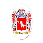 Bessey Oval Car Magnet