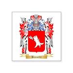 Bessette Square Sticker 3