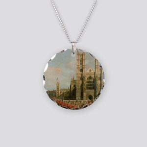 of the Bath - Necklace Circle Charm