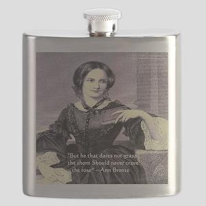 Anne Bronte Flask