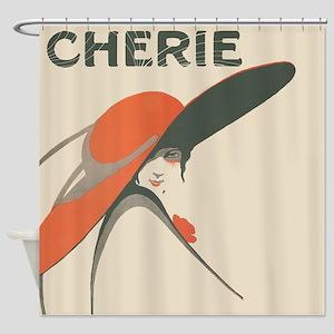 Monie Cherie Shower Curtain