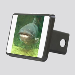 Curious Catfish Hitch Cover