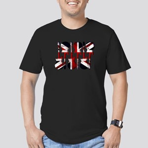 British Flag Guitar Art T-Shirt