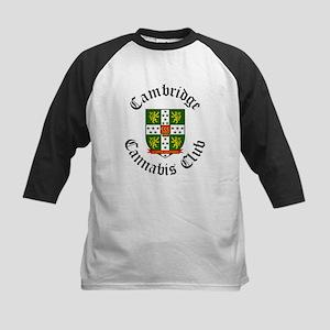 Cambridge Cannabis Club Baseball Jersey
