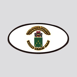 COA - 70th Armor Regiment Patches