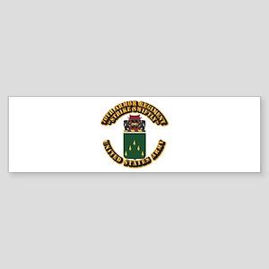 COA - 70th Armor Regiment Sticker (Bumper)