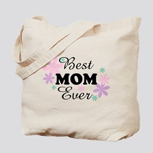 Best Mom Ever fl 1.3 Tote Bag