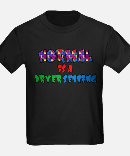 Autism Normal is A Dryer Setting T