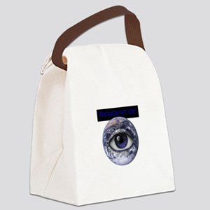 RESIDENT OF EYETH Canvas Lunch Bag