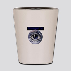 RESIDENT OF EYETH Shot Glass