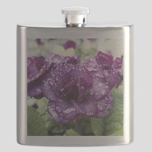 Raindrops Flask
