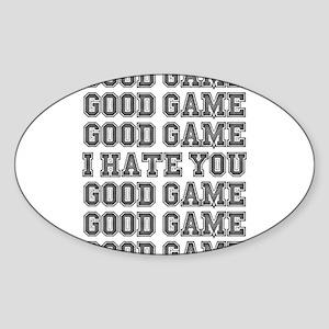 Good Game Sticker