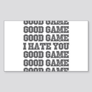 Good Game Sticker